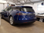 UK firm builds Tesla Model S shooting brake