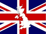 UK flag (aka the Union Jack)
