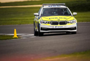 "UK police use ""Gran Turismo Sport"" for training"
