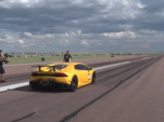 Underground Racing Lamborghini Huracan hits 259 mph in the half mile
