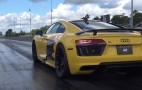UGR Audi R8 rips off low 9-second pass in the 1/4 mile