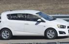 2011 Chevrolet Aveo Shown Sans Disguise; Thanks, Photoshop!