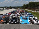 United SportsCar Racing lineup at Road America