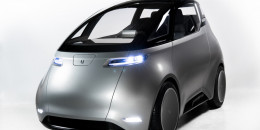 Uniti electric city car debuts, with free charging in Sweden