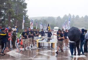 University of Michigan team wins 2016 solar car race