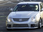 Update: Cadillac CTS-V 7m 59s Nurburging video
