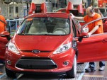 Update: Ford's 'global' Fiesta finally enters production