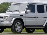 Update: Mercedes adds G55 AMG to facelifted G-Class range