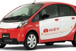 Update: Mitsubishi i-MiEV to begin testing in California