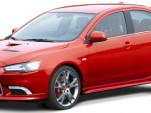 Update: Mitsubishi Lancer Prototype-S official photos
