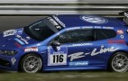 Update: More images of VW's 300HP Scirocco race car