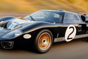 Update: Shelby Distribution commemorative MkII GT40