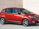 Updated Ford C-Max (European market) for 2015, shown at 2014 Paris Motor Show