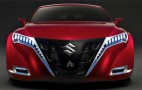 Updated: More pics of Suzuki's Kizashi Concept