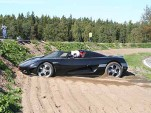 Updated: Sharif sells Koenigsegg CCX after <del>driving</del> spinning it once