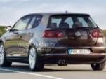 Updated Volkswagen Golf Mark VI preview