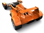 US debut for Caparo T1 at SEMA