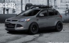 Ford Showing Pair Of Tuned Escapes At SEMA