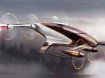 Vahana single-seat autonomous aircraft concept