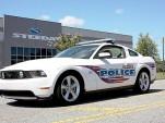 Valdosta Police Mustang