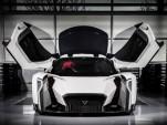 Vanda Dendrobium concept, 2017 Geneva auto show