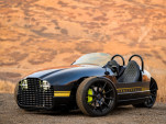 Vanderhall Edison² electric three wheeler