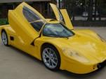 Varley evR450 electric supercar