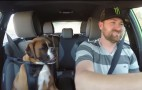 Vaughn Gittin Jr. Has The Coolest Dog In The World: Video