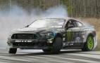 Vaughn Gittin, Jr. puts a 900-hp Mustang to the test