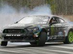 Vaught Gittin Jr.'s 2016 Ford Mustang RTR drift car
