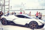 India startup Vazirani unveils Shul supercar concept