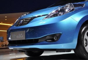 Foreign makers might build electric cars in China, but rumored rule change has a catch