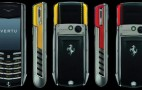 Vertu Releases New Ferrari-Themed Ascent Ti Mobile Phone