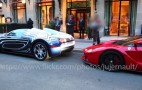Ultra-Exotic Parking Problems: Veyron On LaFerrari Crime