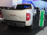 Future Electric Utility Trucks: Lighting Your Home While Crews Restore Power