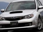 Video: 2008 Subaru Impreza WRX STI test drive