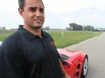 Video: Juan Pablo Montoya Thrashes Corvette ZR1 At Milford