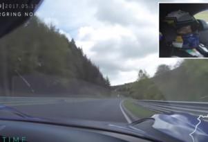 Video of Nio EP9 on the Nürburgring