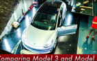 Tesla Model 3 video review compares lower-priced electric car to Model S