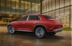 Mercedes-Maybach SUV concept leaked ahead of Beijing debut