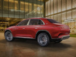 Vision Mercedes-Maybach Ultimate Luxury concept leaked ahead of 2018 Beijing auto show
