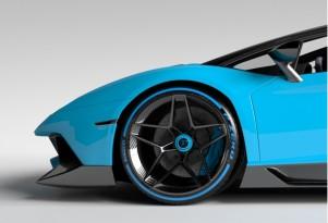 Vitesse-AuDessus carbon fiber parts for the Lamborghini Aventador LP 750-4 SuperVeloce