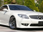 VITT widebody Mercedes Benz CL550