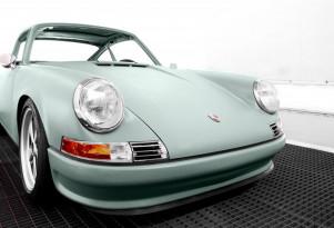 Voitures Extravert Porsche 911 turned electric car