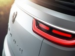 Volkswagen 2016 CES electric concept vehicle teaser photo