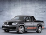 VW trademarks Amarok name, but will a VW pickup come to the US?