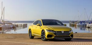 2019 Volkswagen Arteon R-Line package