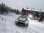 Volkswagen at the 2013 Rally Sweden
