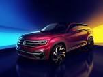 Volkswagen Atlas five-passenger concept
