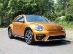 Volkswagen Beetle Dune Hybrid concept, New York City, May 2015